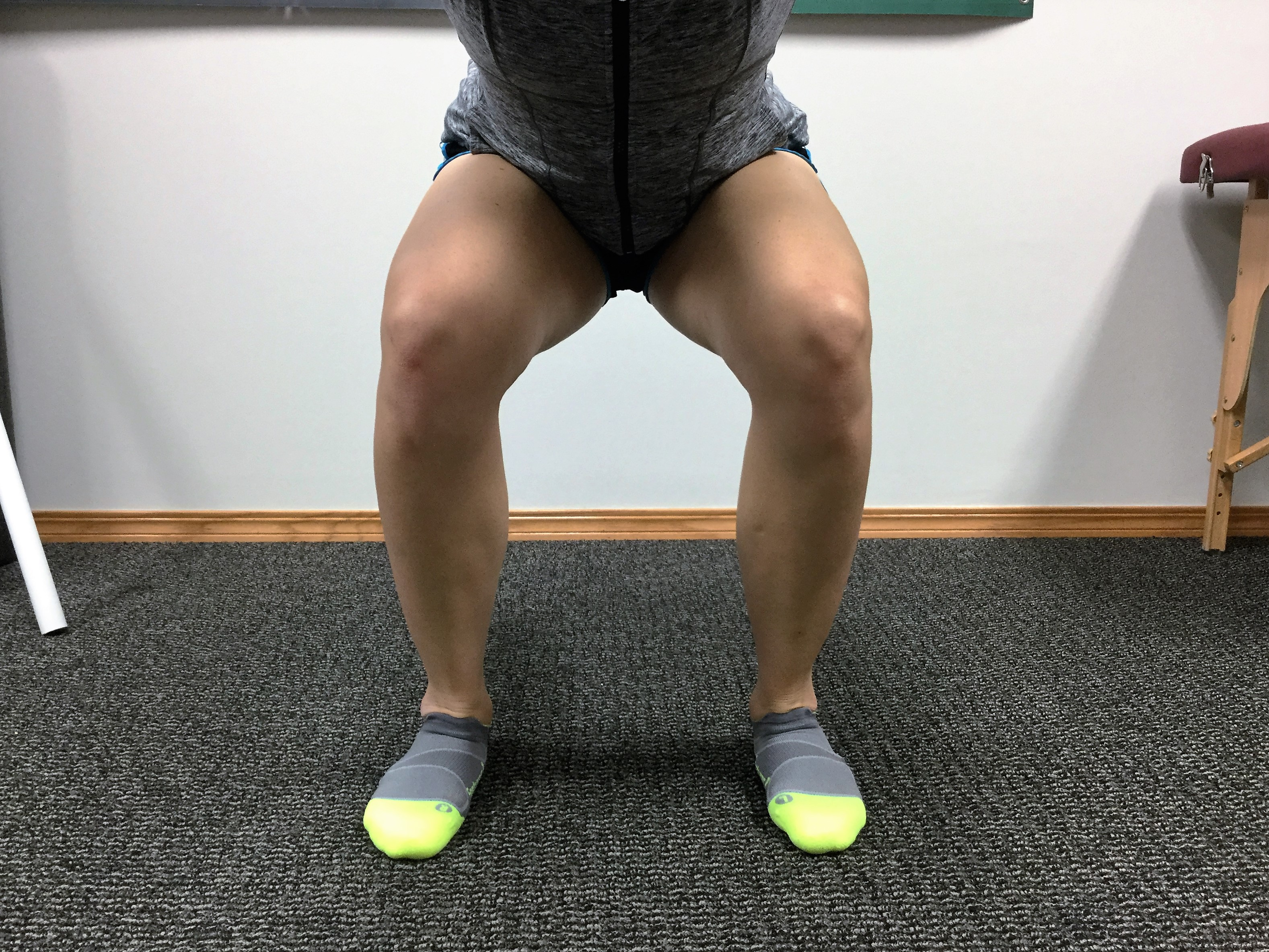NOT Knees In