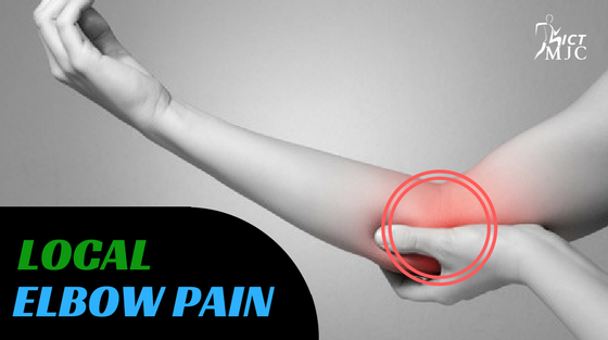 Local Elbow Pain