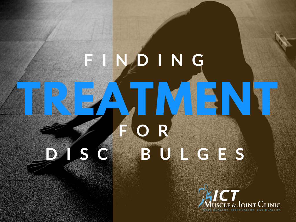 Treating Disc Bulges