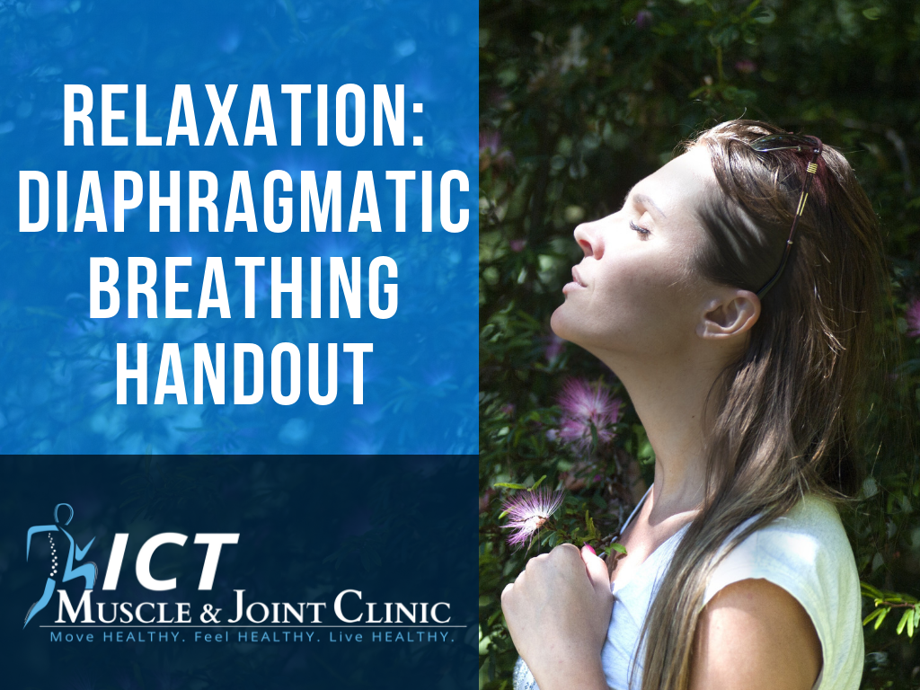 Relaxation: Diaphragm Breathing Handout