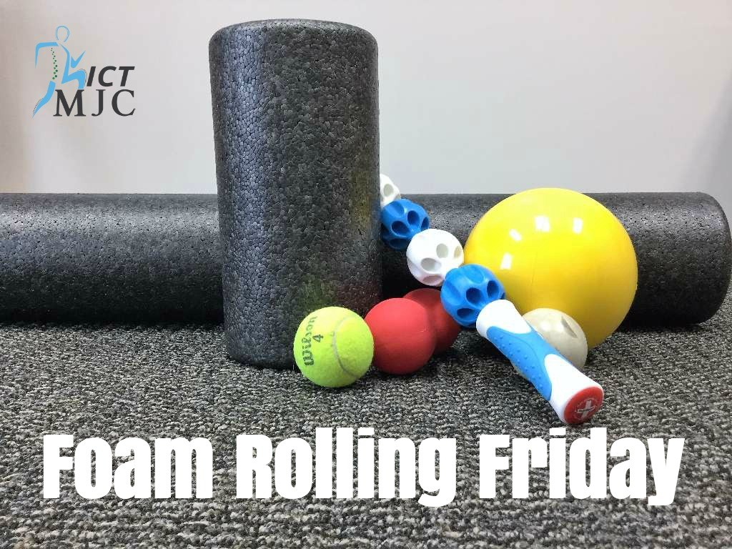 Foam Rolling Friday