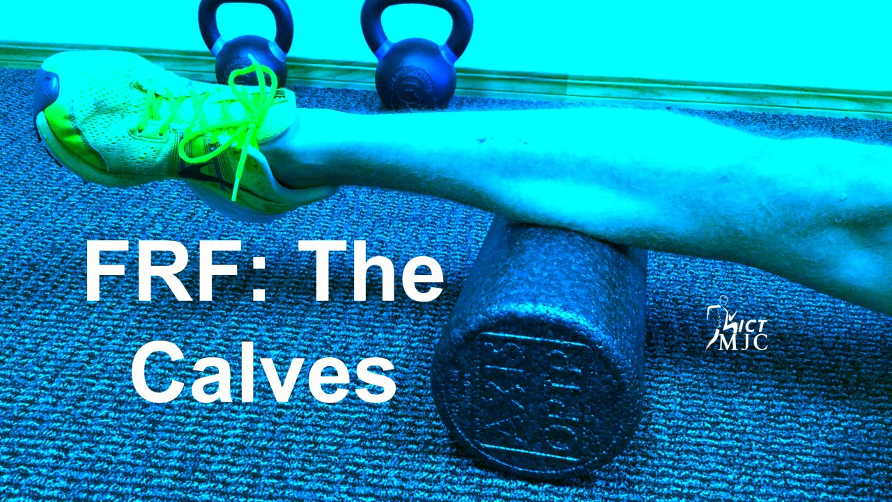 Foam Rolling Friday: The Calves