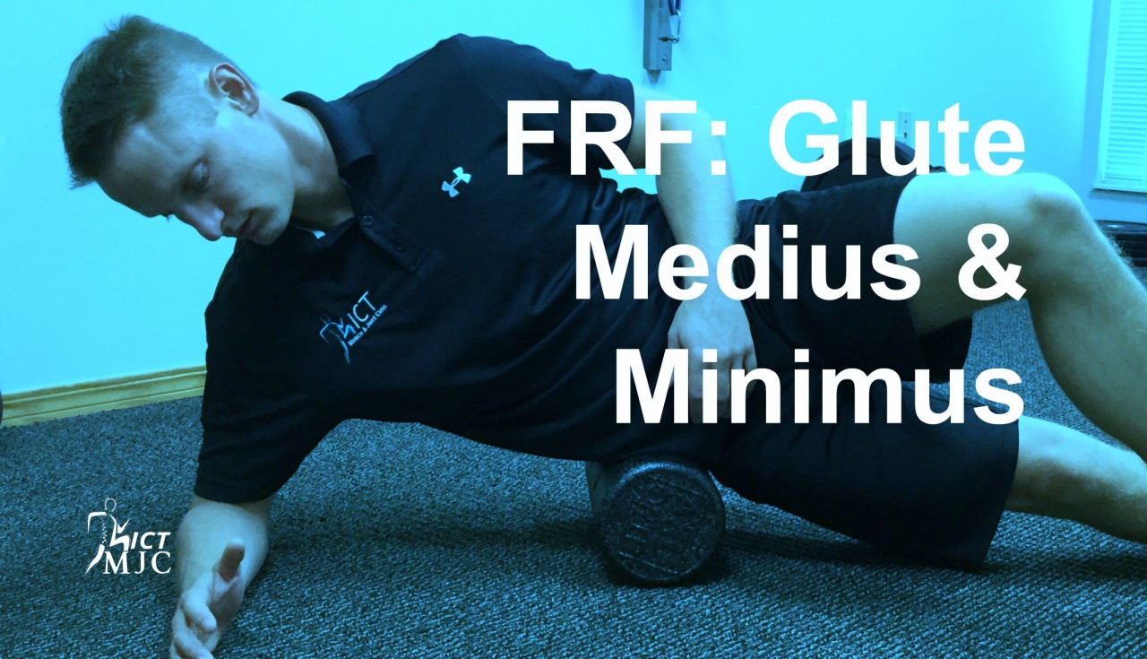 Foam Rolling Friday: Glute Medius & Minimus