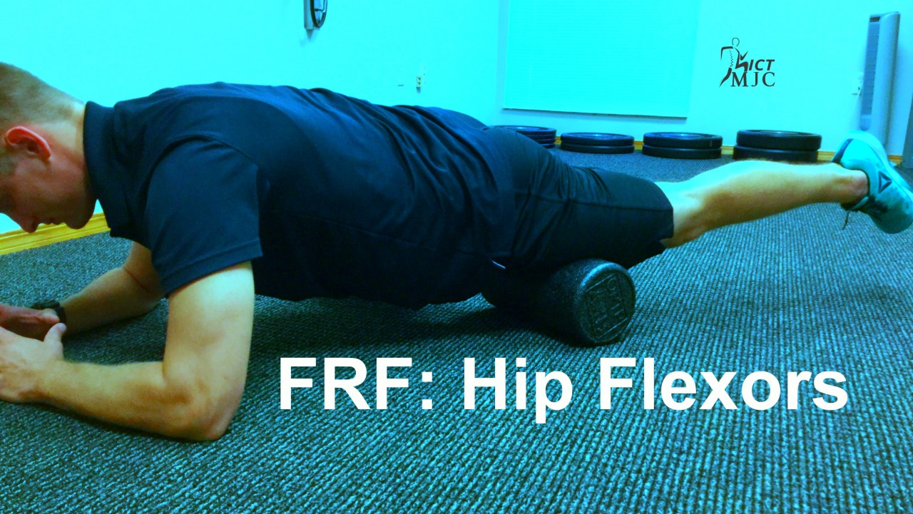 Foam Rolling Friday: Hip Flexors