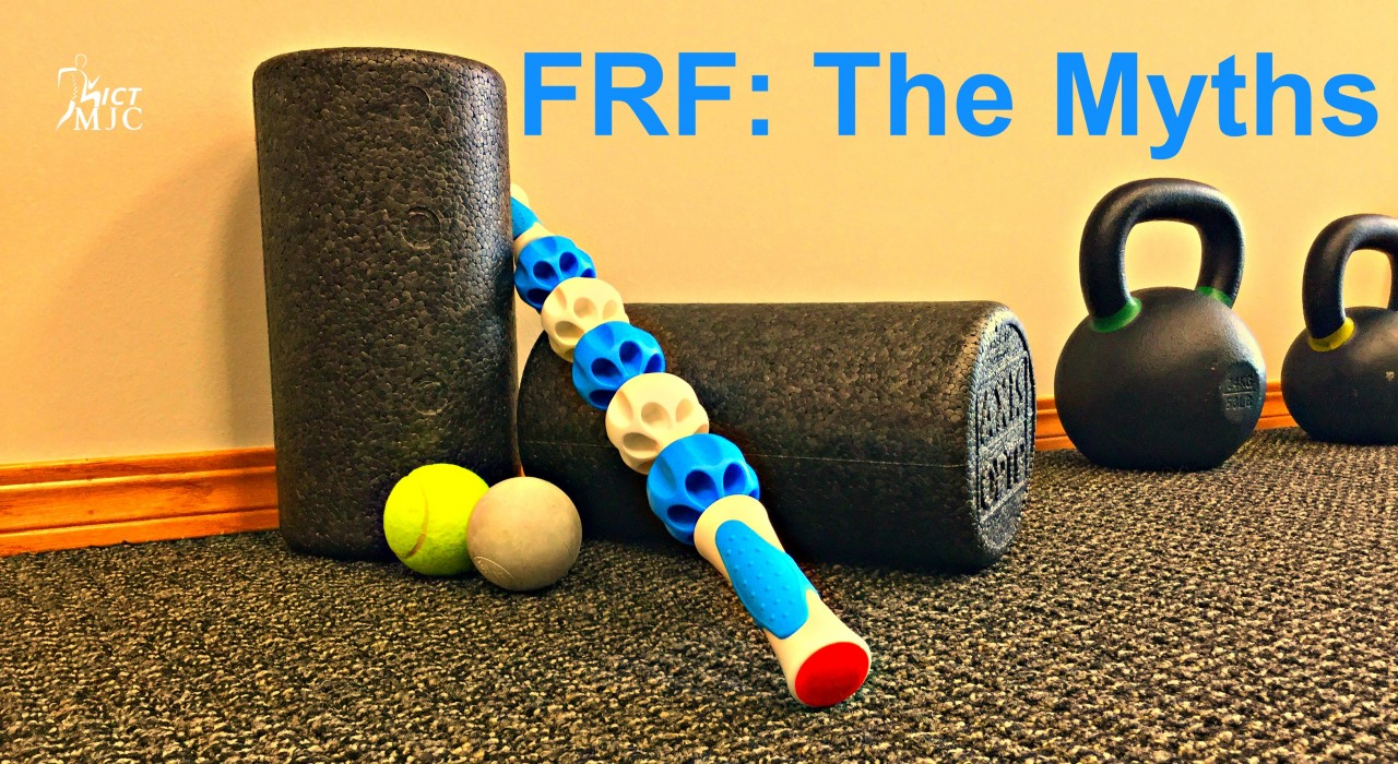 Myths of Foam Rolling