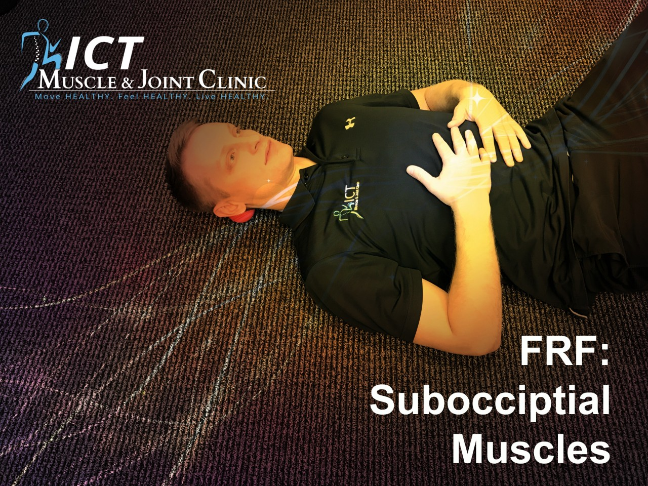 Foam Rolling: Suboccipital Muscles